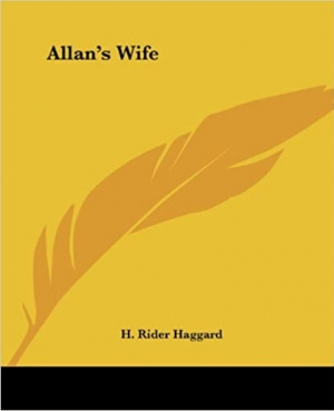 Download Allan's Wife free book as pdf format