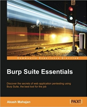 Download Burp Suite Essentials free book as pdf format