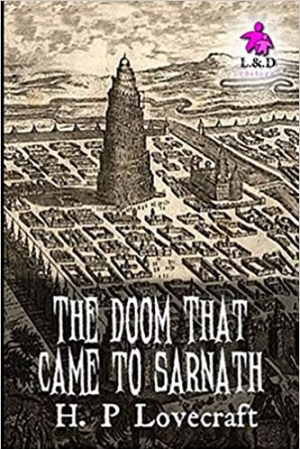 Download The Doom That Came to Sarnath free book as epub format