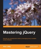 Book Mastering jQuery free