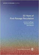 Book 50 Years of First-Passage Percolation (University Lecture) free