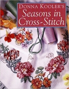 Book Donna Kooler's Seasons in Cross-Stitch free