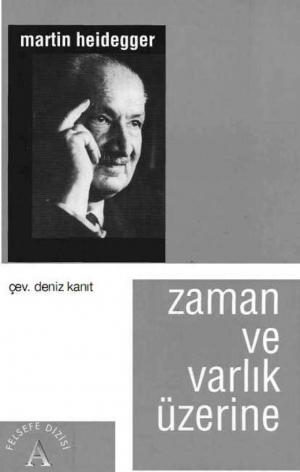 Download Zaman ve Varlık Üzerine free book as pdf format