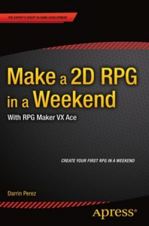 Download Make a 2D RPG in a Weekend free book as pdf format