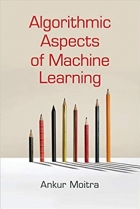 Book Algorithmic Aspects of Machine Learning free