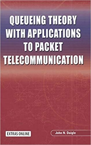 Download Queueing Theory with Applications to Packet Telecommunication free book as pdf format