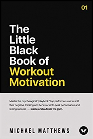 Download The Little Black Book of Workout Motivation free book as pdf format