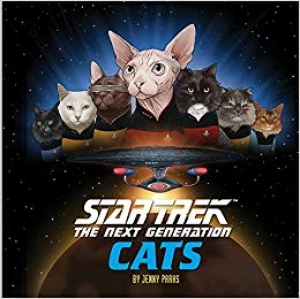 Download Star Trek: The Next Generation Cats free book as epub format