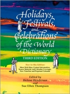 Book Holidays, Festivals, and Celebrations of the World Dictionary free