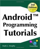 Book Android Programming Tutorials, 3rd Edition free