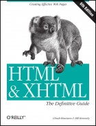 Book HTML & XHTML: The Definitive Guide, Sixth Edition free