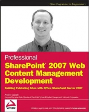 Download Professional SharePoint 2007 Web Content Management Development free book as pdf format