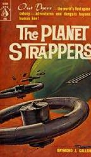 Download The Planet Strappers free book as epub format