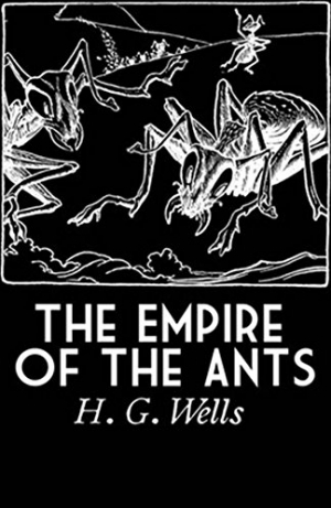 Download The Empire of the Ants free book as epub format