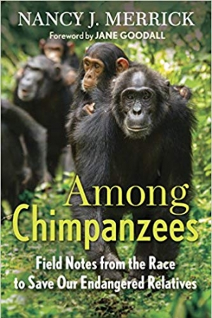 Download Among Chimpanzees: Field Notes from the Race to Save Our Endangered Relatives free book as epub format