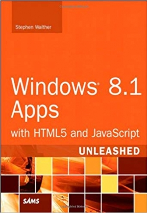 Download Windows 8.1 Apps with HTML5 and JavaScript Unleashed free book as pdf format