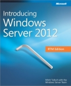 Book Introducing Windows Server 2012 RTM Edition free