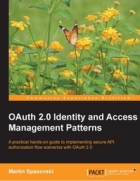 Book OAuth 2.0 Identity and Access Management Patterns free