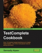 Book TestComplete Cookbook free
